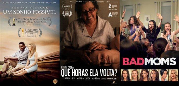 10 Filmes sobre mães: as mães mais incríveis da TV e do cinema.
