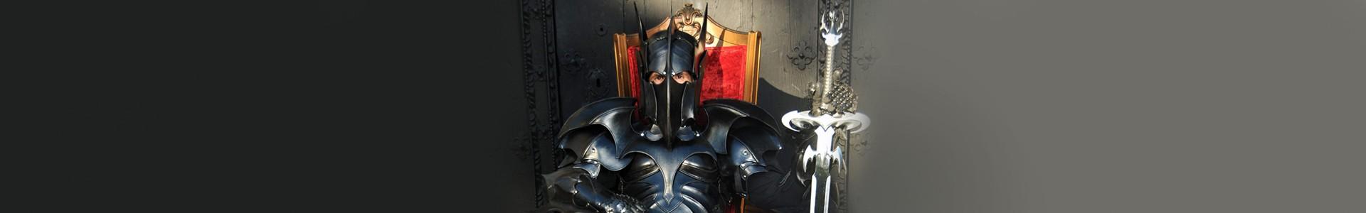 5 Armaduras de couro incríveis da Liga da Justiça