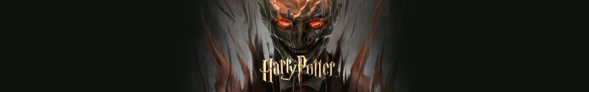 7 Pôsteres assustadores de Harry Potter de terror ilustrados