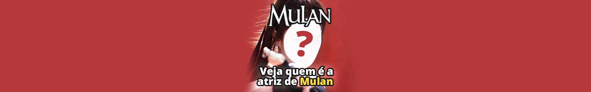 A chinesa Liu Yifei será a Mulan no live-action da Disney