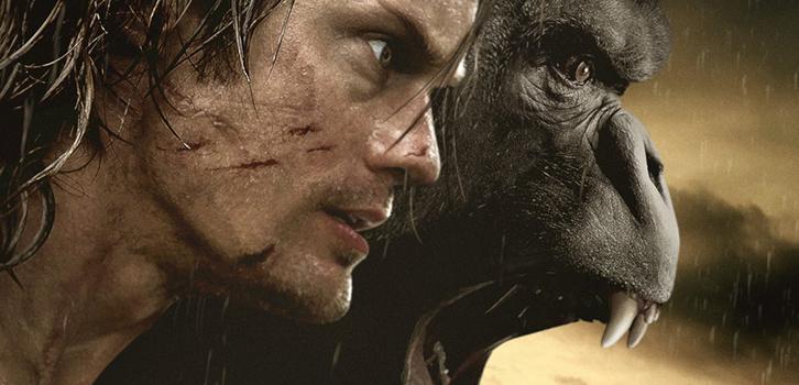 A Lenda de Tarzan com Alexander Skarsgård veja o trailer e imagens
