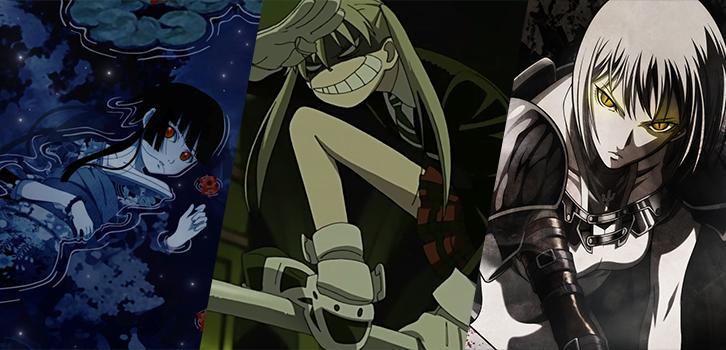 Animes perfeitos para assistir no Halloween