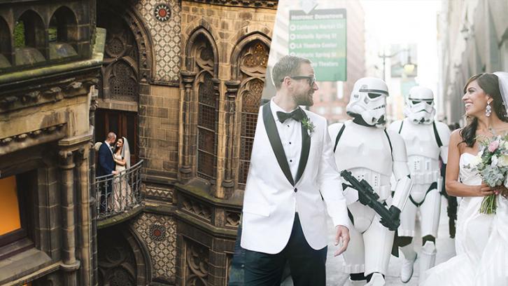Casamentos temáticos geeks para você se inspirar