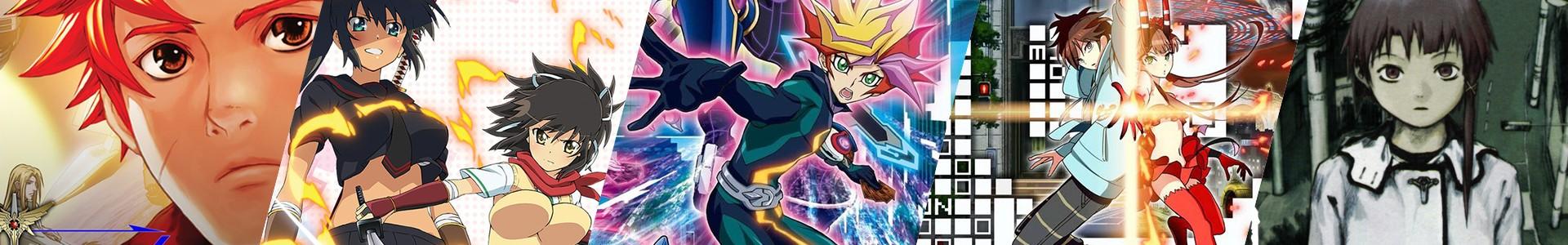 Crunchyroll adiciona Yu-Gi-Oh Vrains, Serial Experiments Lain e C-Control ao seu catálogo de animes