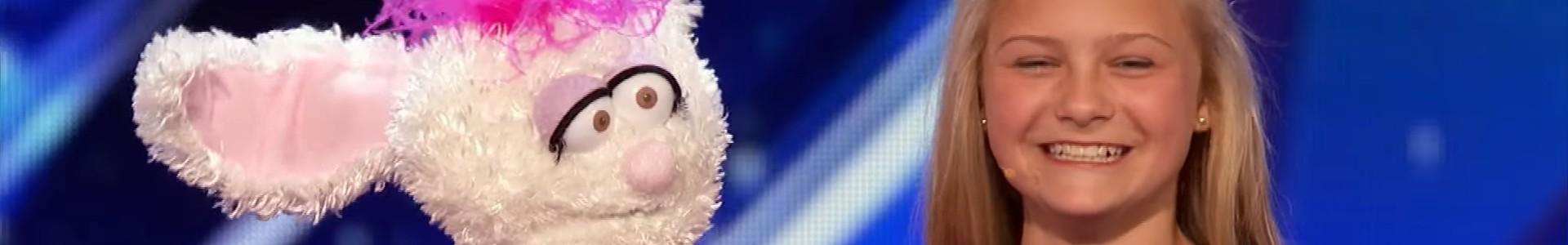 Darci Lynne a ventríloqua de 12 anos que emocionou o America's Got Talent