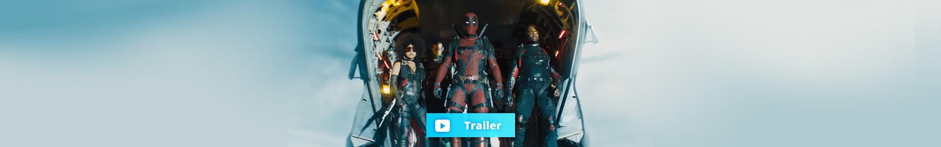 Deadpool 2 Saiu o trailer do segundo filme do anti herói