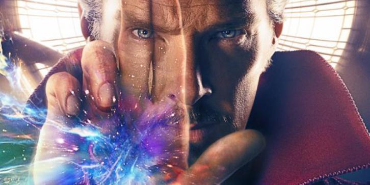 Doutor Estranho: primeiro Teaser Trailer e pôsteres do novo filme da Marvel