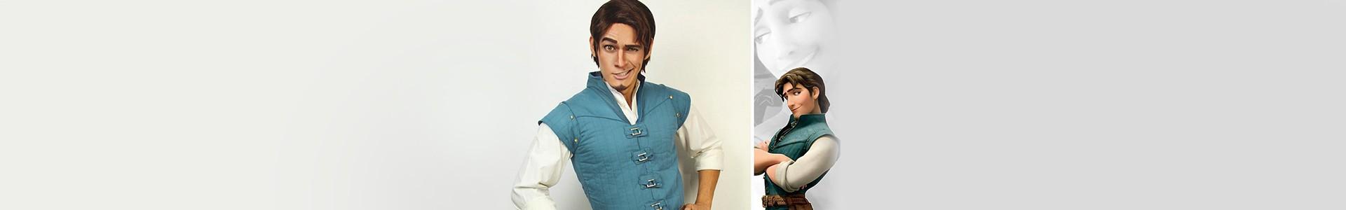 Este cosplayer se transforma nos príncipes da Disney e suas expressões arrasam