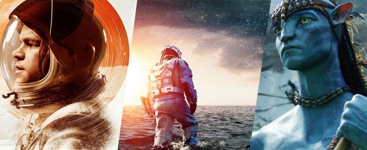 Indicações de filmes sobre o espaço
