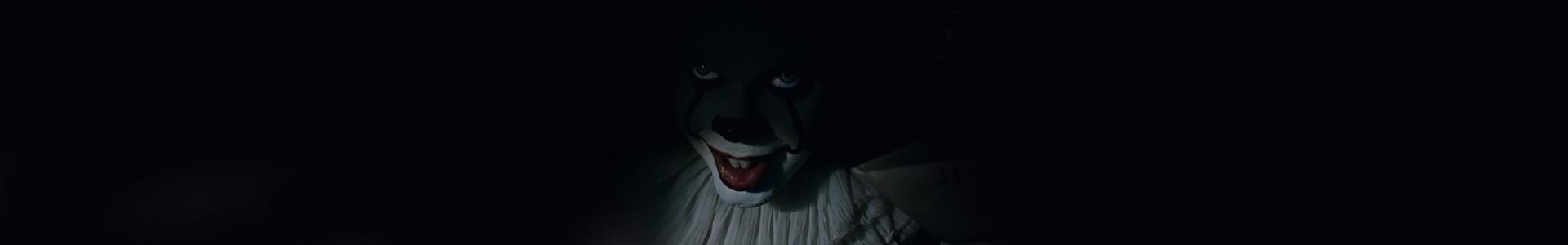 IT: A coisa. Este homem chegou cedo no cinema e teve uma surpresa
