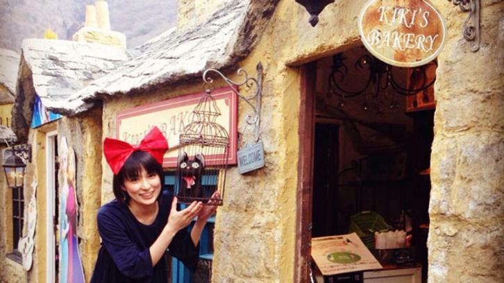 Padaria do filme O Serviço de Entregas da Kiki é real e claro, fica no Japão