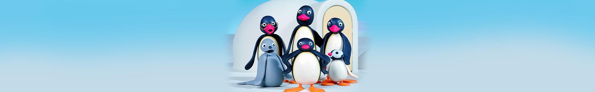 Pingu vai voltar como Anime feito pelo mesmo estúdio de Ajin