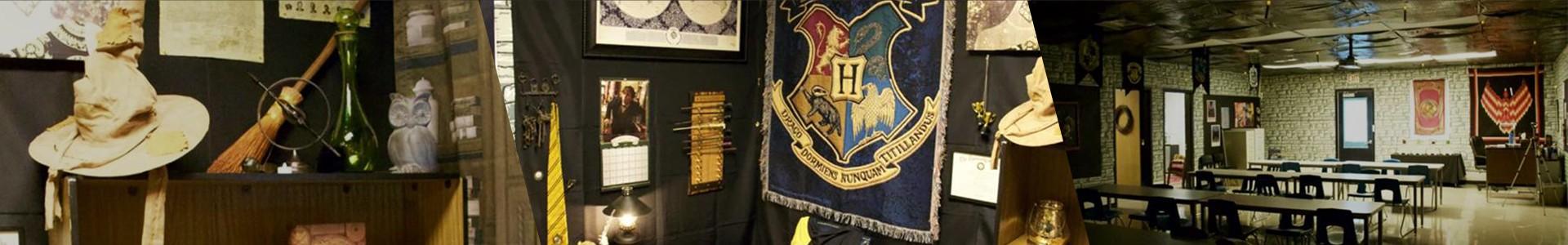 Professor transforma sala de aula em Hogwarts e o resultado ficou incrível