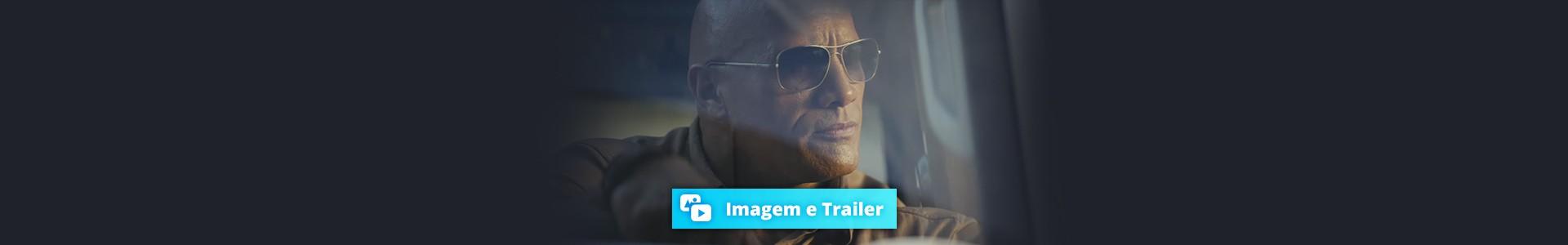 Rampage: The Rock aparece ao lado de um Macaco Gigante Imagem Exclusiva e Trailer