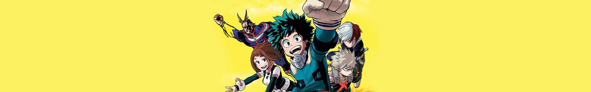 Será que vai ter filme novo de Boku no Hero Academia?