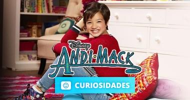 11 Curiosidades sobre Andi Mack a mais nova serie da Disney