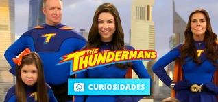 15 Curiosidades sobre The Thundermans, a série de super-heróis da Nickelodeon