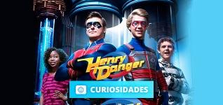 18 Curiosidades sobre Henry Danger a série de super-heróis da Nickelodeon