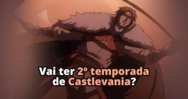 Castlevania: Vai ter a 2ª temporada na Netflix?