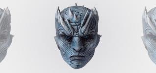 Criando o The Night King de Game Of Thrones com argila