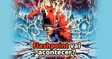 Será que o filme Flashpoint com Ezra Miller vai acontecer?