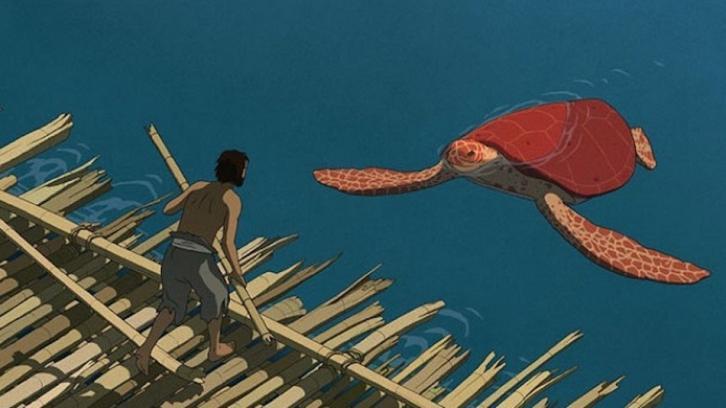 The Red Turtle o novo filme co-produzido pelo Studio Ghibli, Trailer e imagens