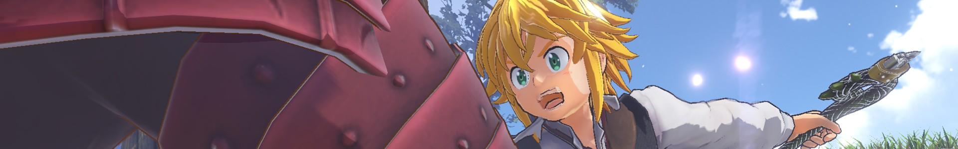 Você vai pirar com o novo jogo de Nanatsu no Taizai para PS4