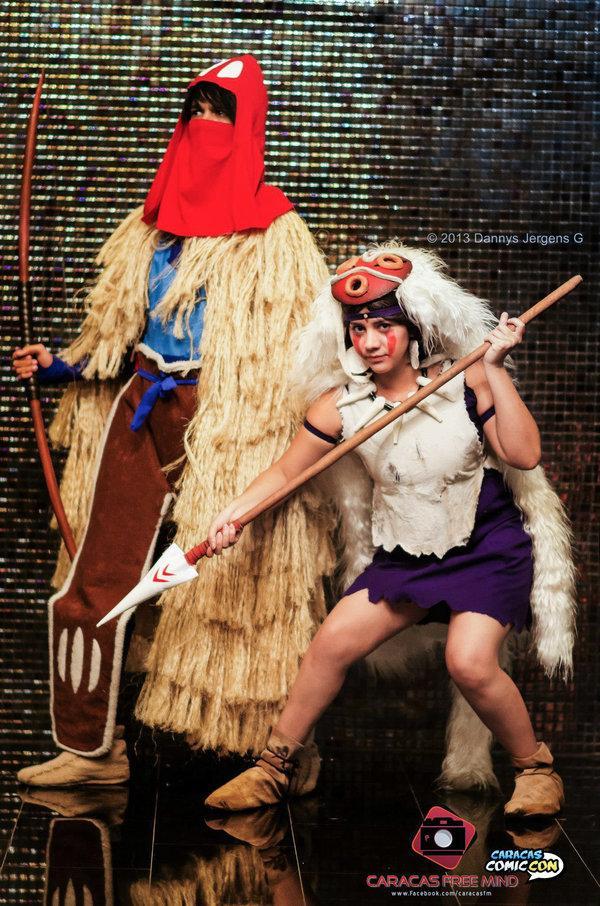 princess mononoke cosplay male